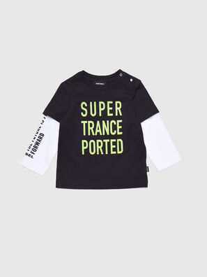 TANCEB, Schwarz/Weiß - T-Shirts und Tops