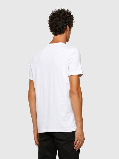 Diesel - T-DIEGOS-X47, Weiß - T-Shirts - Image 6