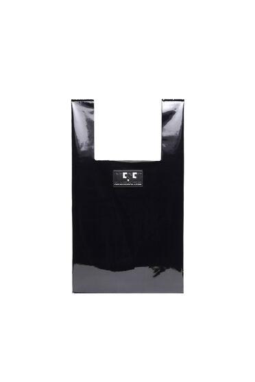 Shopping-Tasche mit Emoji-Logo-Aufnäher