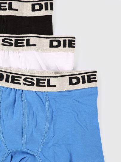Diesel - UGOV THREE-PACK US, Blau/Schwarz - Underwear - Image 4