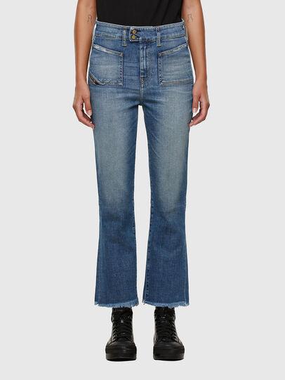 Diesel - D-Earlie 009HG, Hellblau - Jeans - Image 1