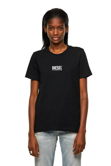 Green Label T-Shirt mit kleinem Logo