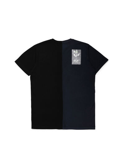 Diesel - D-MESO&MESO, Schwarz - T-Shirts - Image 2