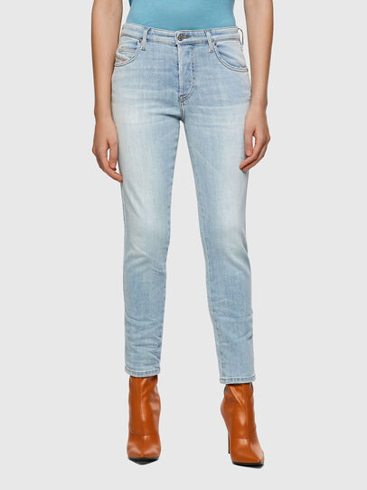 Diesel - Babhila 009ZZ, Hellblau - Jeans - Image 1