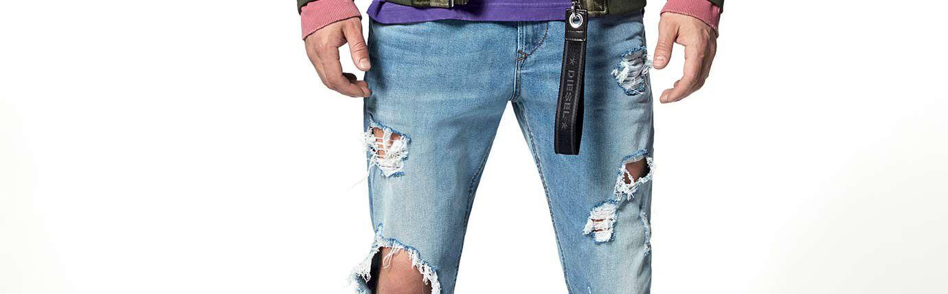 Diesel Neuheiten Jeans Herren