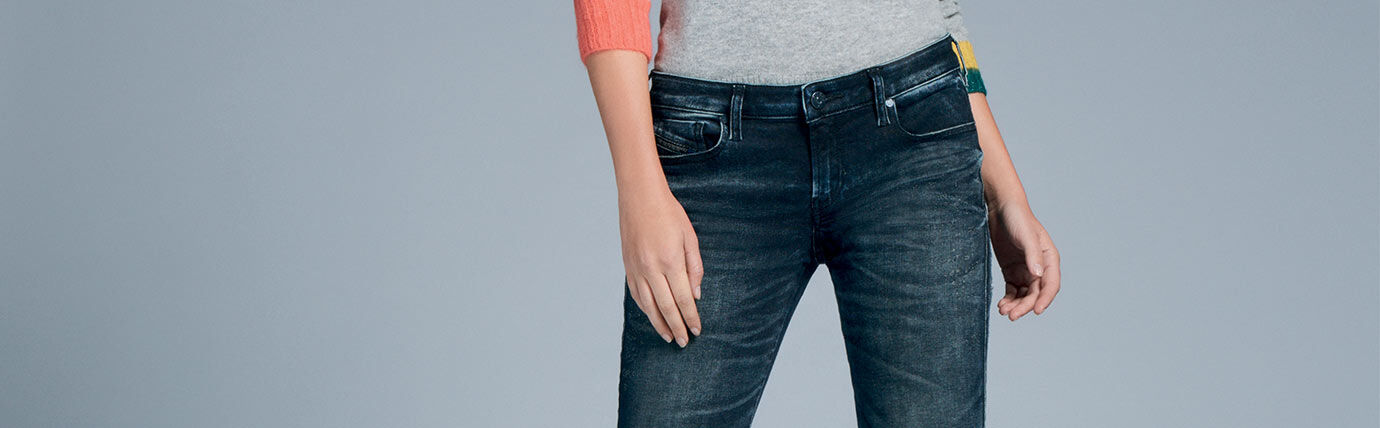 Shop Women's Denim Jeggings