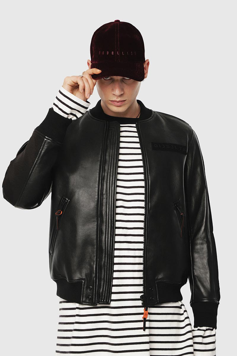 New Arrivals Jackets For Man | Diesel Online Store