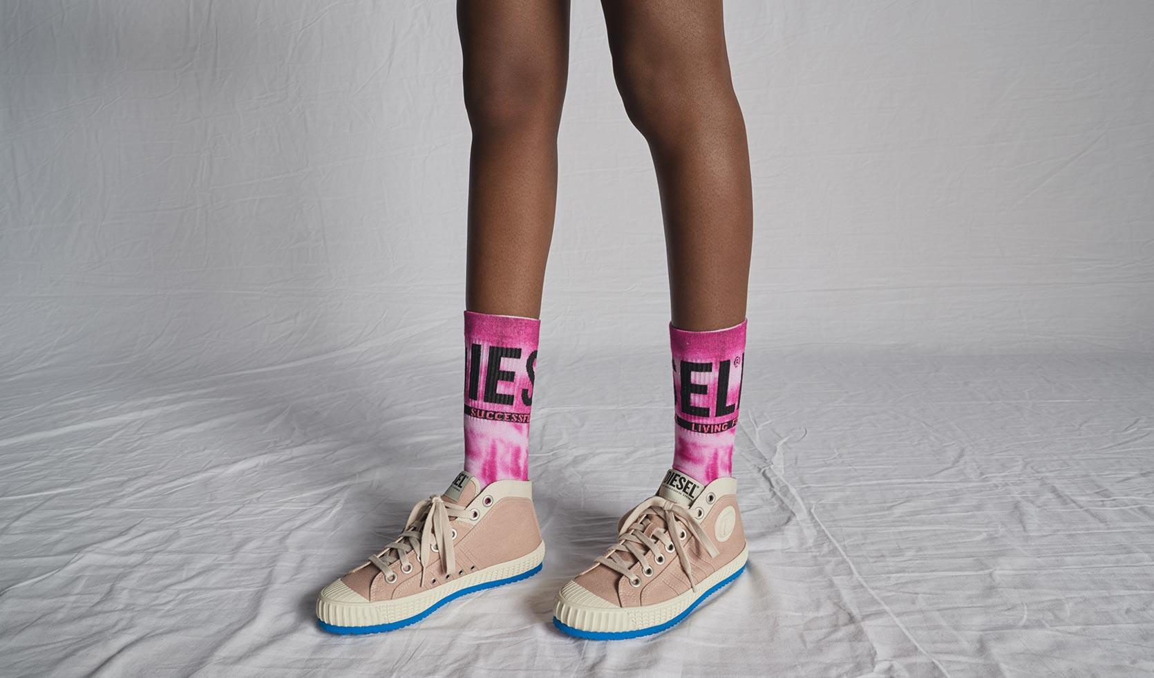 Shop new sneakers on Diesel.com