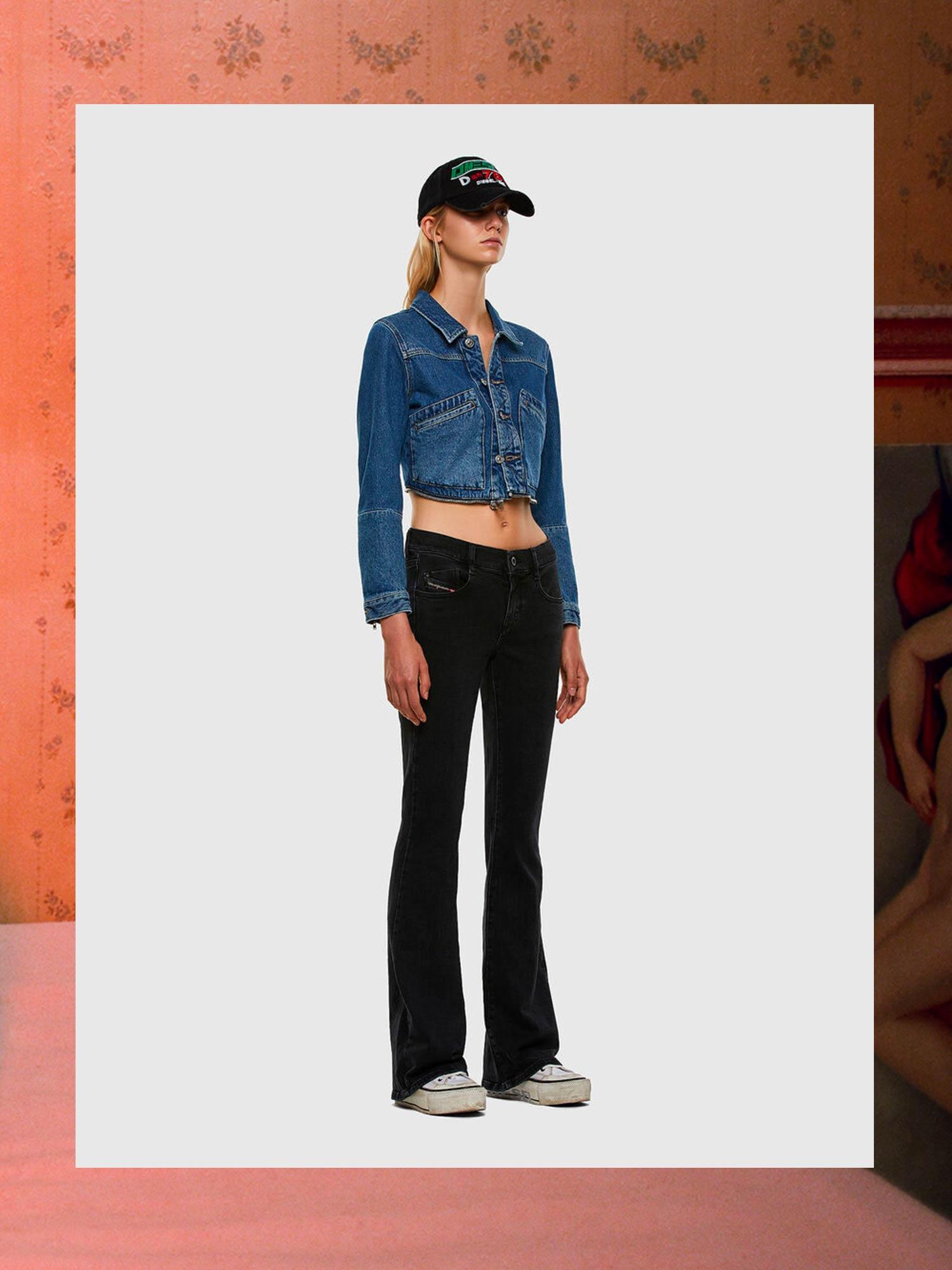 Diesel Jeans Bootcut Fit: D-Ebbey | Shop Now on Diesel.com