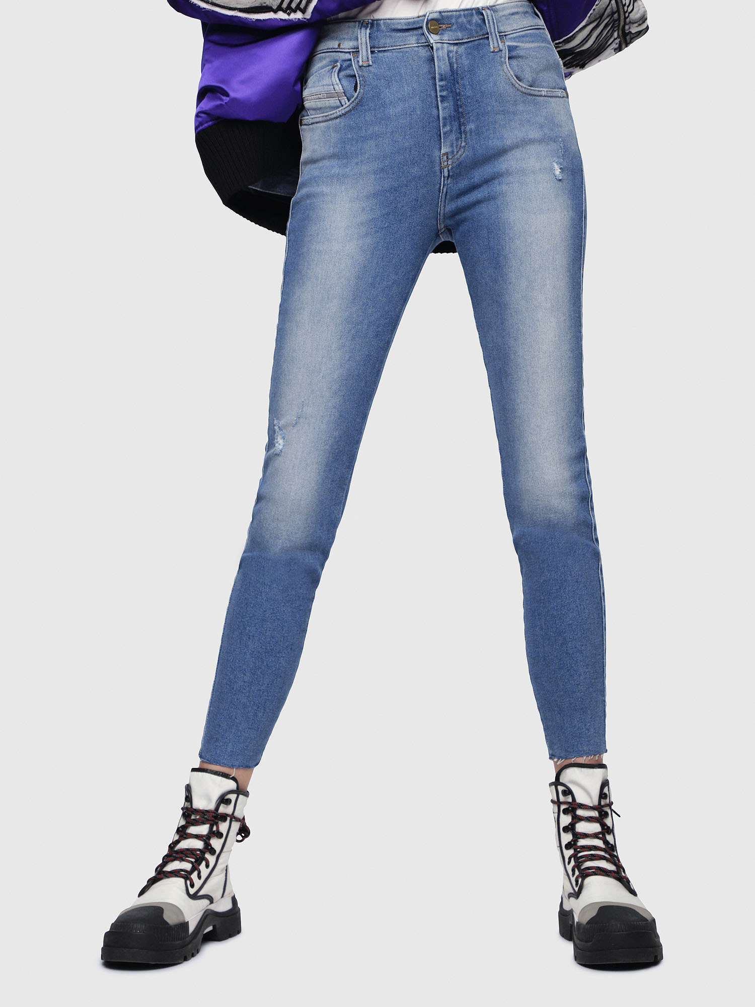 Diesel - Slandy High 086AB,  - Jeans - Image 1
