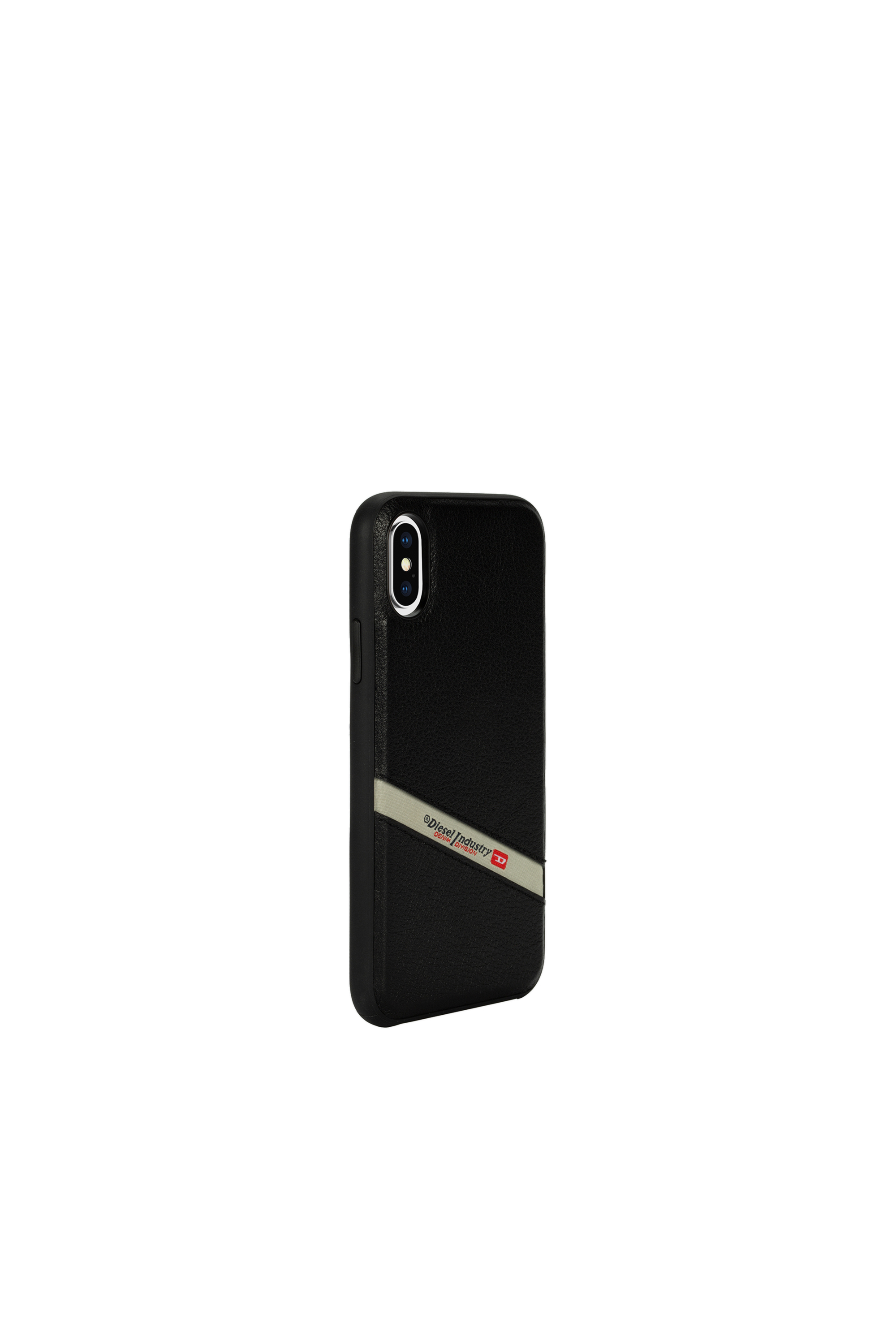 Diesel - DIESEL LEATHER CO-MOLD CASE FOR IPHONE XS & IPHONE X,  - Schutzhüllen - Image 6