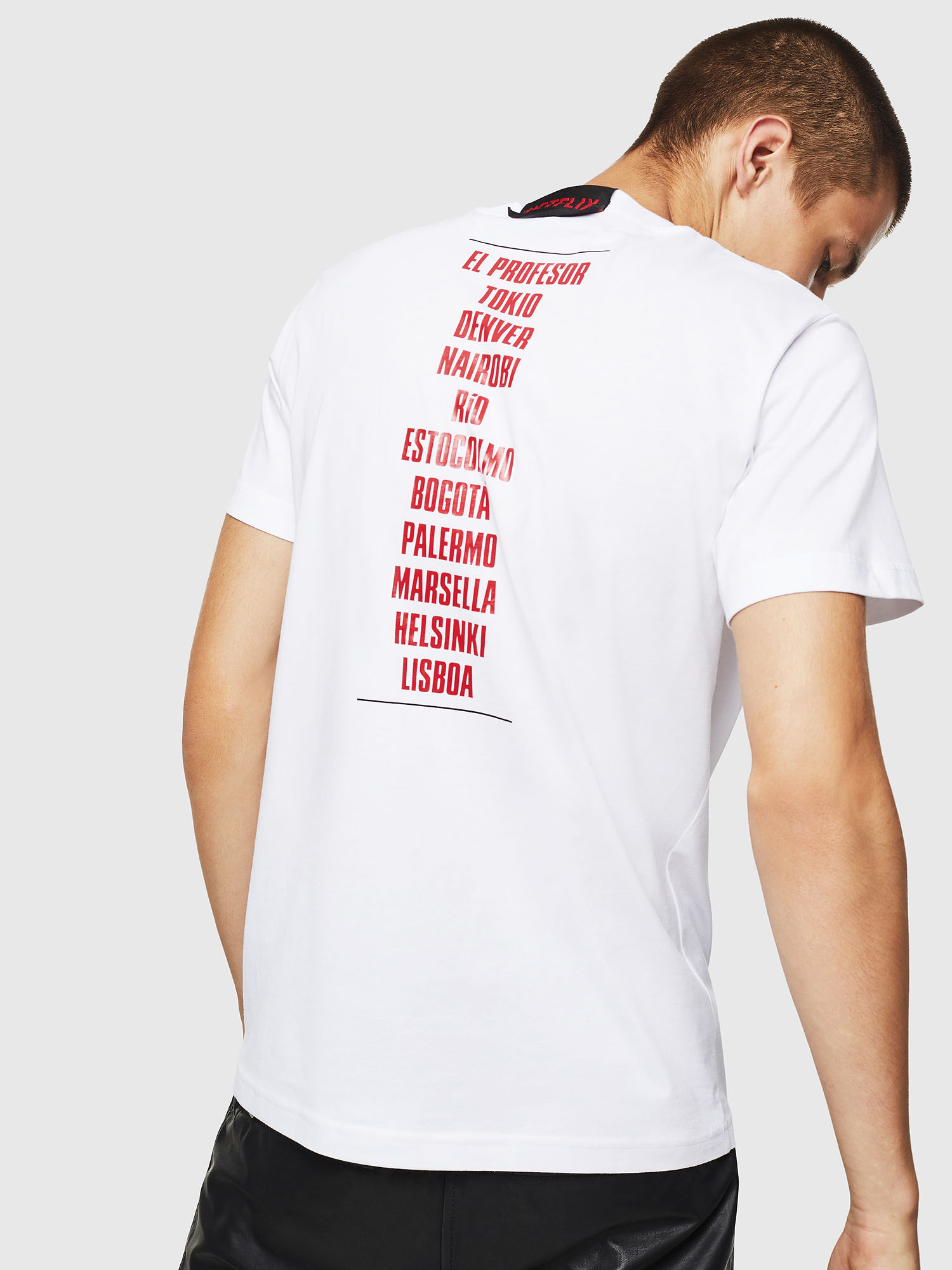 Diesel - LCP-T-DIEGO-CASA,  - T-Shirts - Image 3