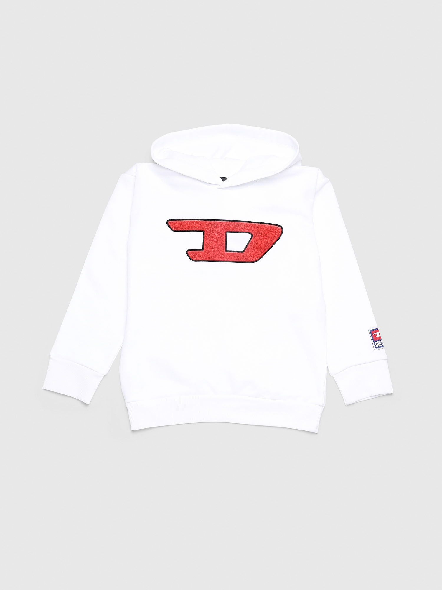 Diesel - SDIVISION-D OVER,  - Sweatshirts - Image 1