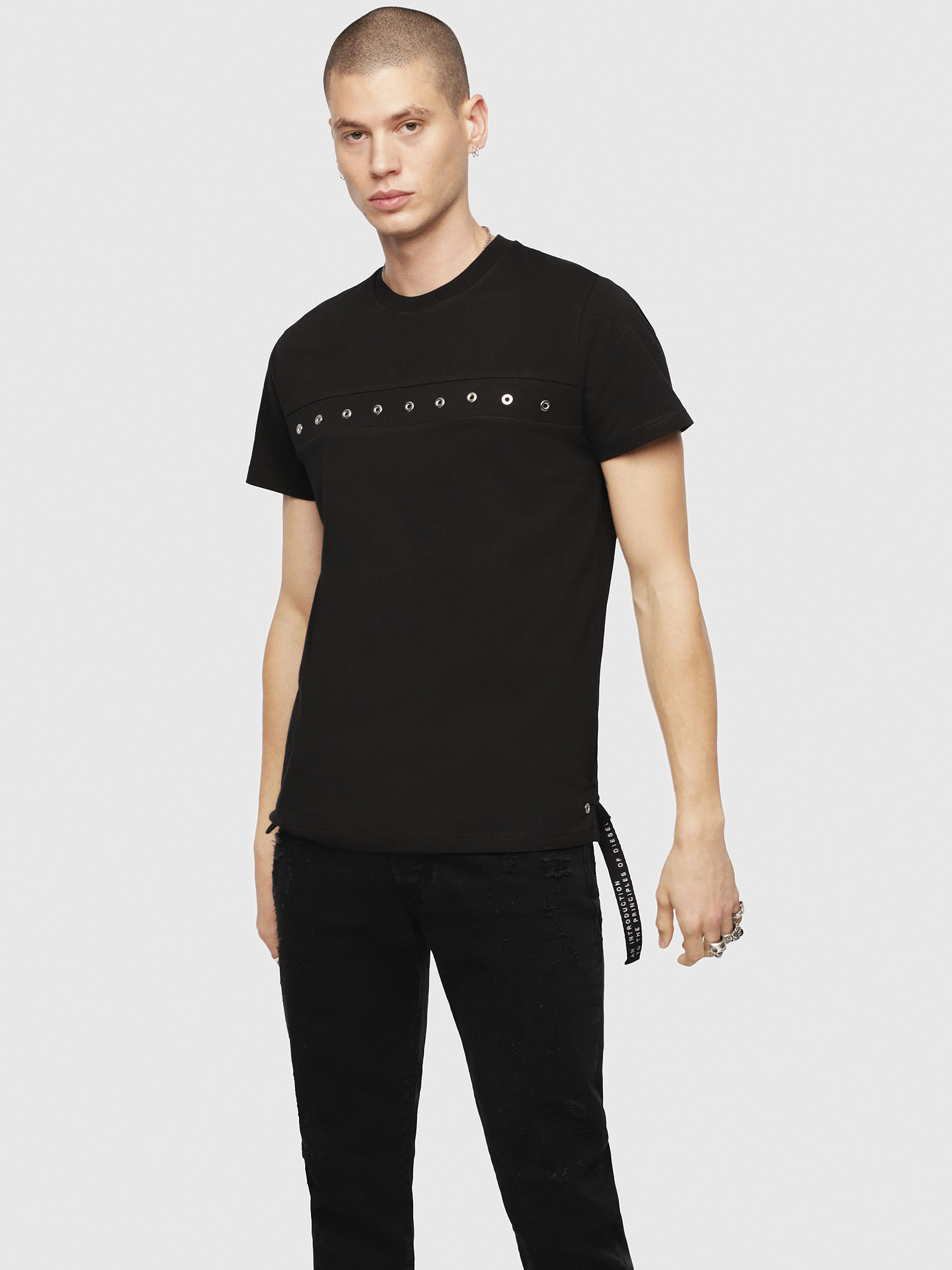 Diesel - T-DIEGO-XMAS,  - T-Shirts - Image 1