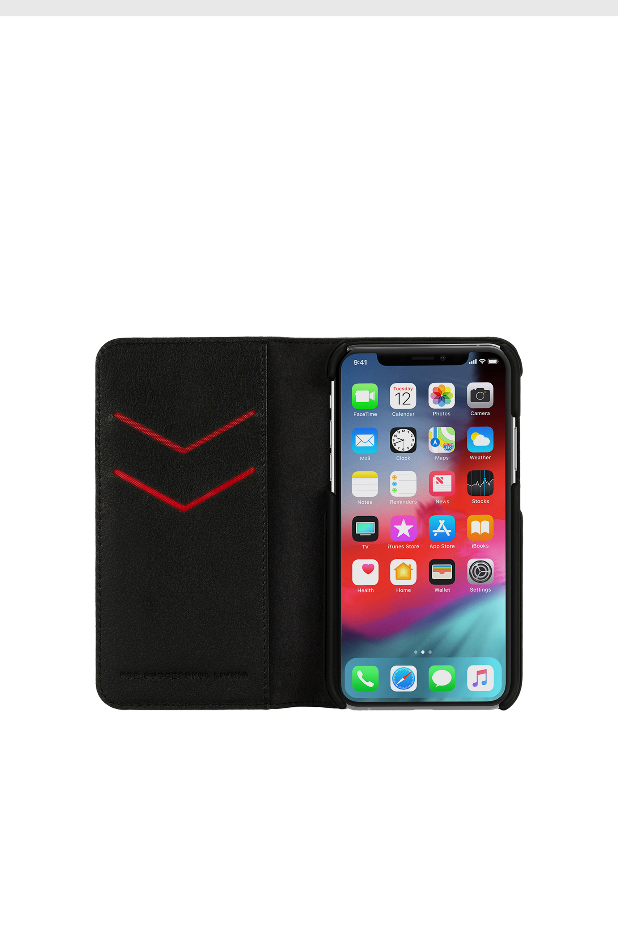Diesel - DIESEL 2-IN-1 FOLIO CASE FOR IPHONE XS & IPHONE X,  - Klappcover - Image 6