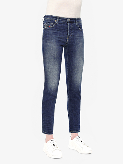 promo code c7aea a4bc3 Damen Super Skinny Jeans | Diesel Online Store